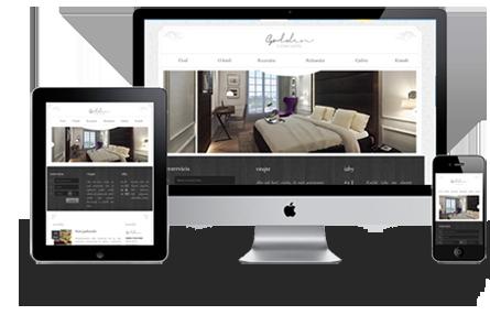 Разработка эксклюзивного веб-сайта для гостиниц